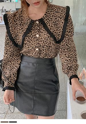 The collar blouse I wanted right away