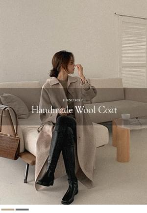 Mood handmade wool coat