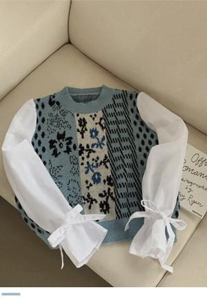 Ripe Knitwear Blouse