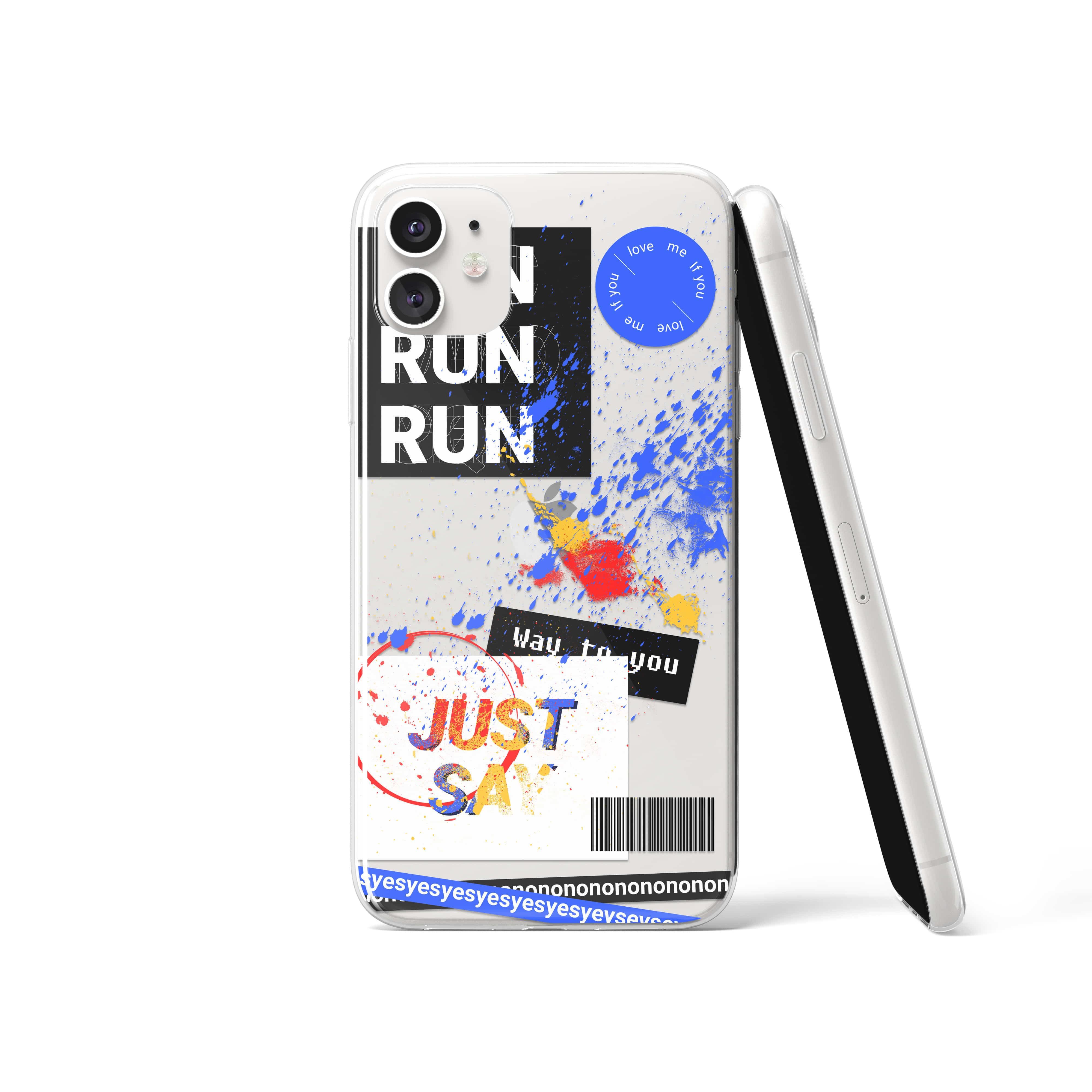 Run Patch Case