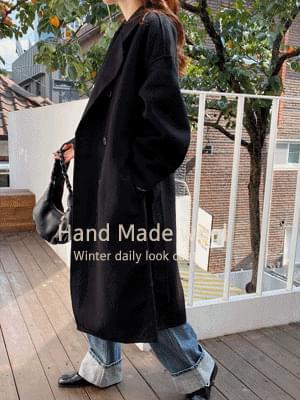 Moring Wool handmade coat