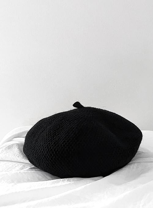 Basic Tap Knitwear Beret