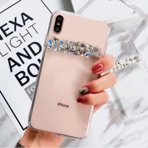 Tongkeunjunsi iPhone All models iPhone 11 Pro Max iPhone XR iPhone XS MAX iPhone 6 iPhone 7 iPhone 8 Plus Cubic Case