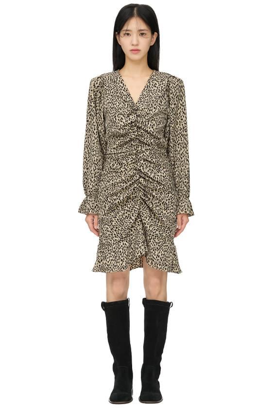 Holic hoppy mid-length dress