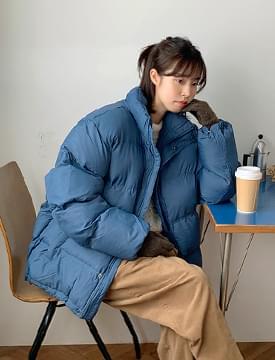 Daily Boxy Boxy Padded Jacket