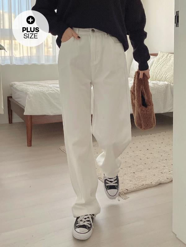 One wide cotton pants