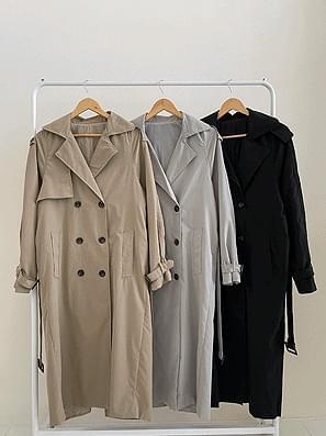 Autumn Trench Long Coat