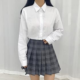 Cheddar Simple Daily Shirt