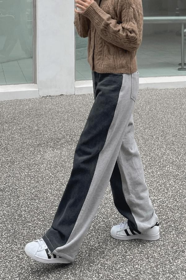 Forwarder Half Denim Pants