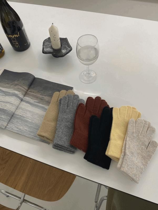 Louis Cashmere Gloves