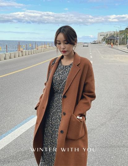 frame handmade coat