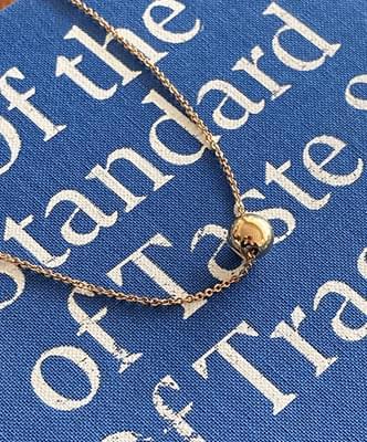 Briden Gold Necklace