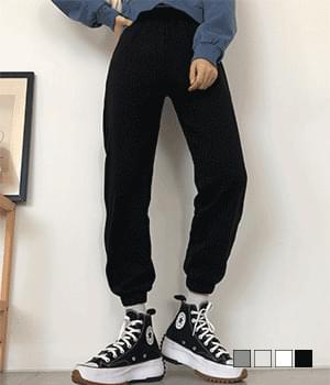 Easy Fleece-lined Special Jogger Pants