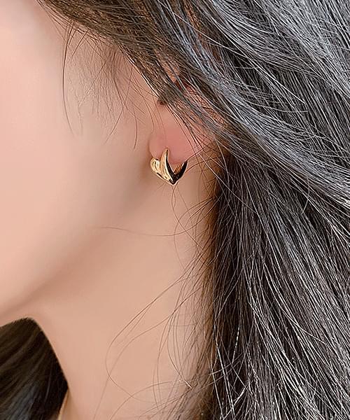 My Darling Point Ring Mini Earring Earrings