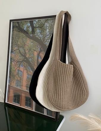 Clark* Knitwear Shoulder Bag