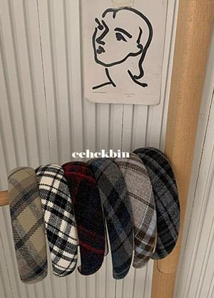 check chekubin headband