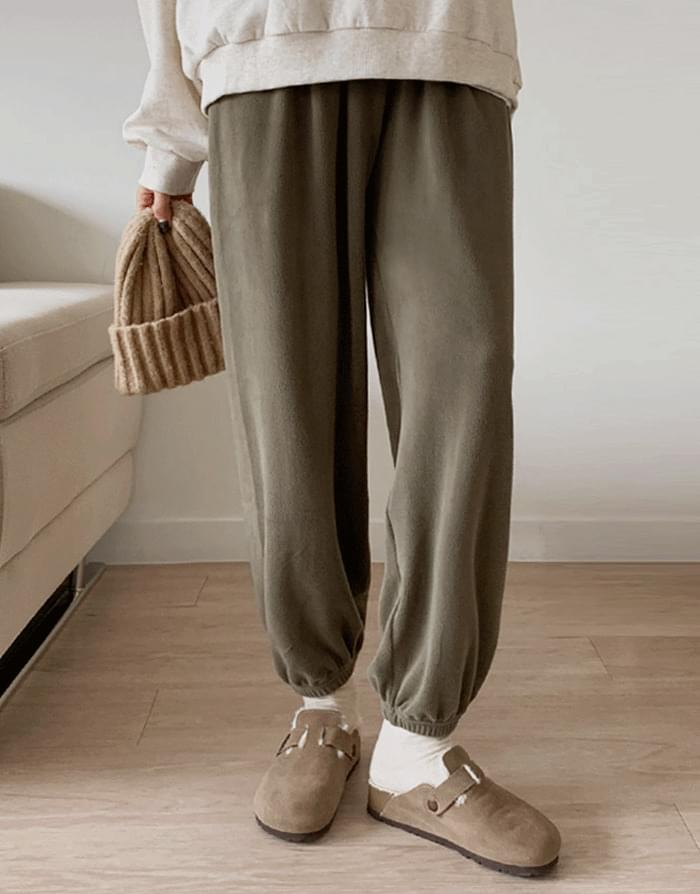 Fogny Soft Banding Jogger Pants