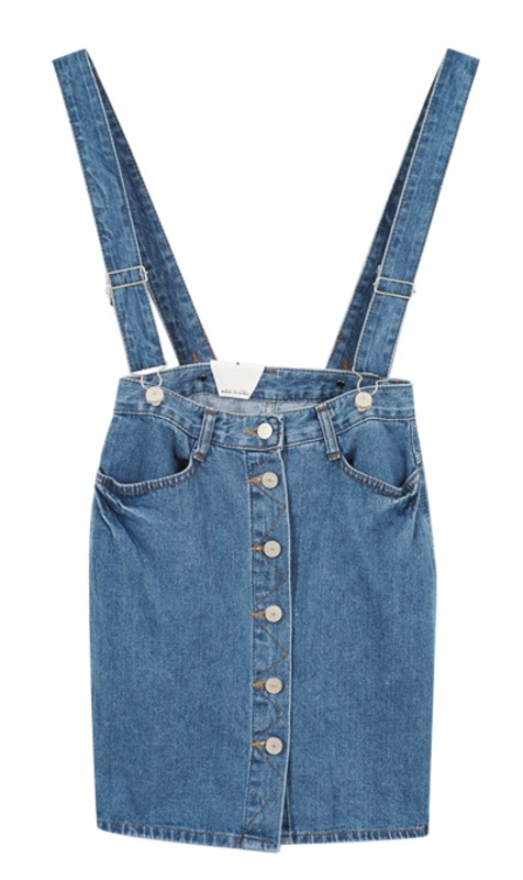 front button suspenders, sk
