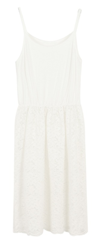 pansy lace sleeveless, ops