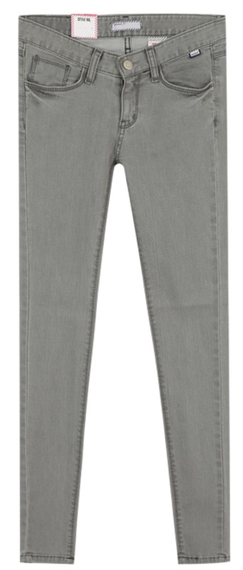 simple denim - gray skinny, pt