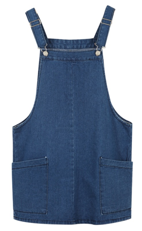 pocket suspenders denim, ops