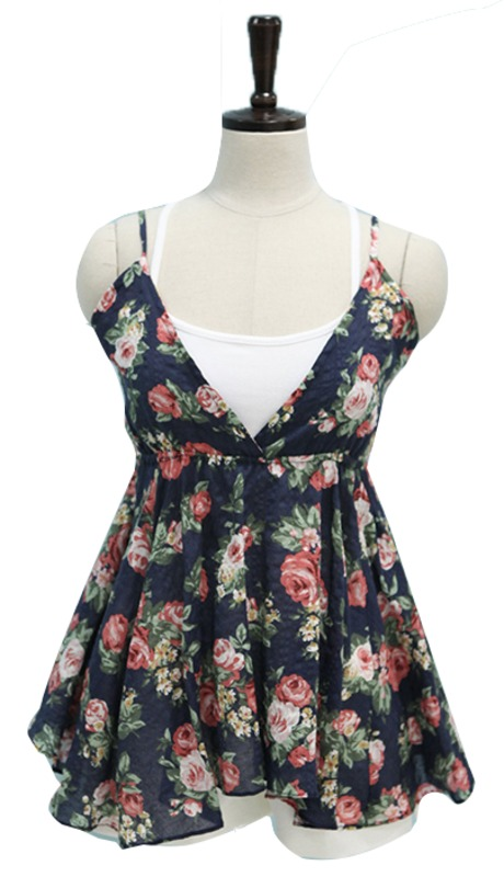 rose sleeveless, bl