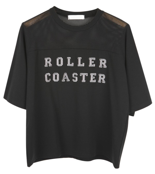 roller coaster, t