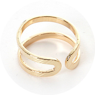 Simple - Mardi Rings