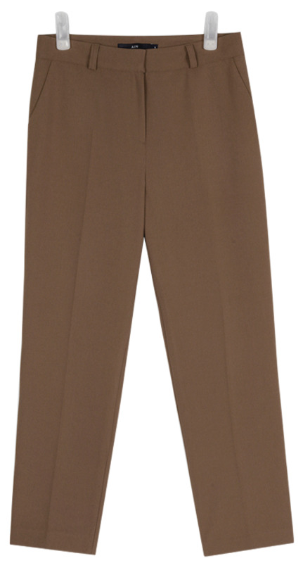 """ FRESH A "" basic slacks (4 colors)"