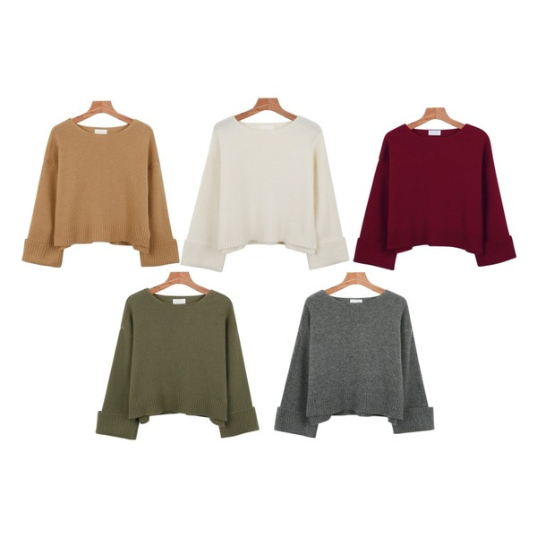 daily monday Roll up wool knit,daily monday Roll up wool knit,daily monday Roll up wool knit등을 매치한 코디
