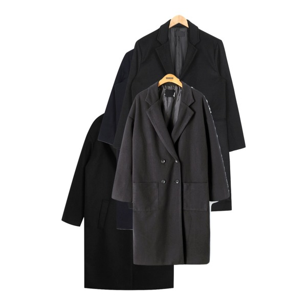 AIN acne modern wool coat (3 colors),AIN straight collar long coat (4 colors),TODAY ME [coat]바뉴 코트등을 매치한 코디
