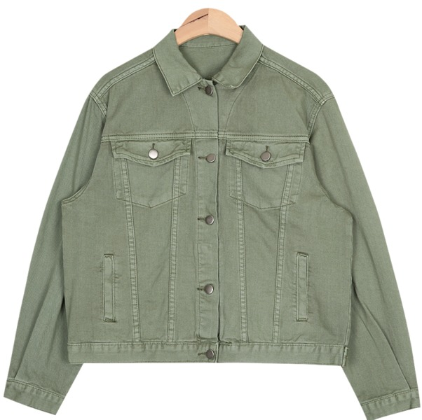 daily standard cotton jacket (4 colors)
