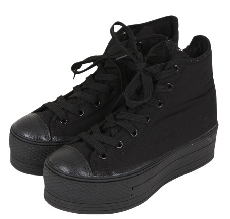 All-Chic High Top