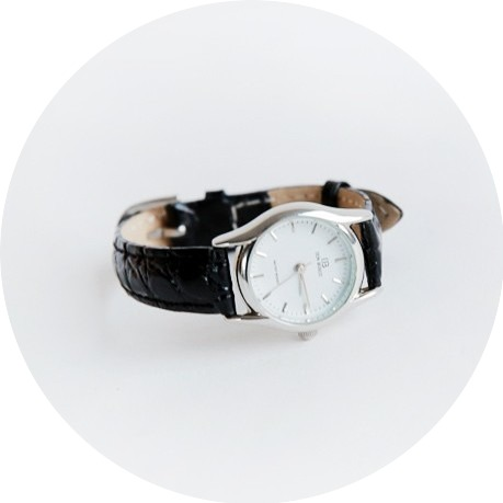 Line frame watch