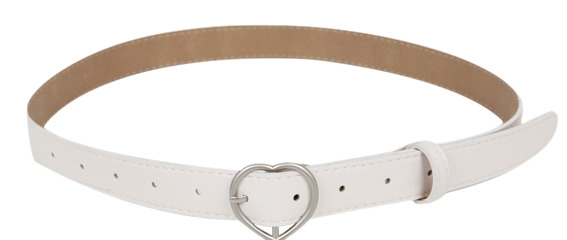 Heart ring belt