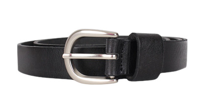 Cowskin belt (2color)