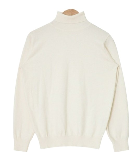 simple high-quality polar knit