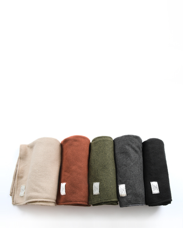 soft touch daily muffler (5 colors)