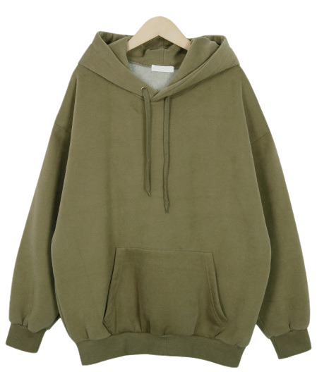 Daily napping hoody mtm_M (size : free)