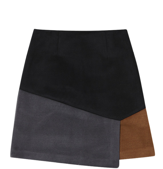 3color H-line skirt