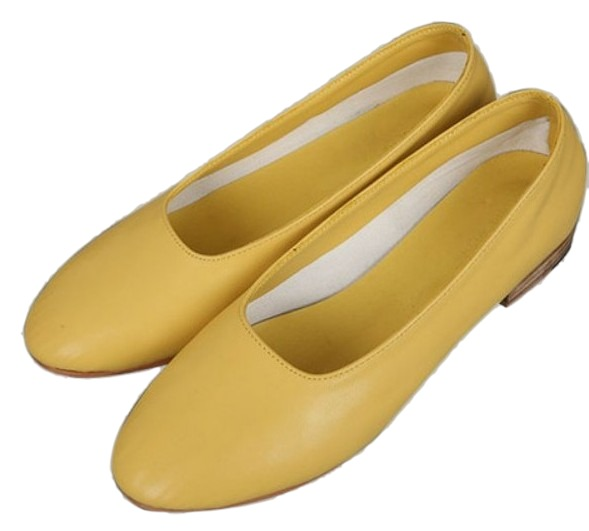 Round-Flat Shoes