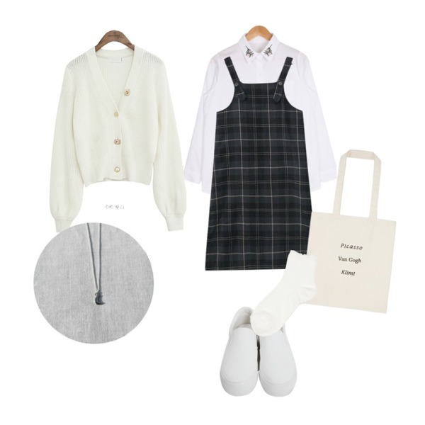 From Beginning Plan middle slip-on_H (size : 225,230,235,240,245),AIN vintage check overall long ops (2 colors),BULLANG GIRL 핑크플라워카라셔츠등을 매치한 코디