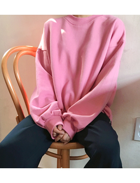 Day After Boxy Sweatshirt(RM) (3color)