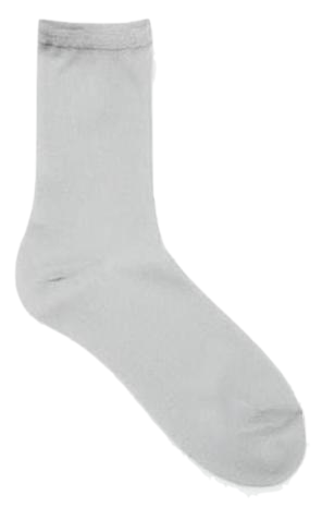 twinkle see-through socks (4 colors)