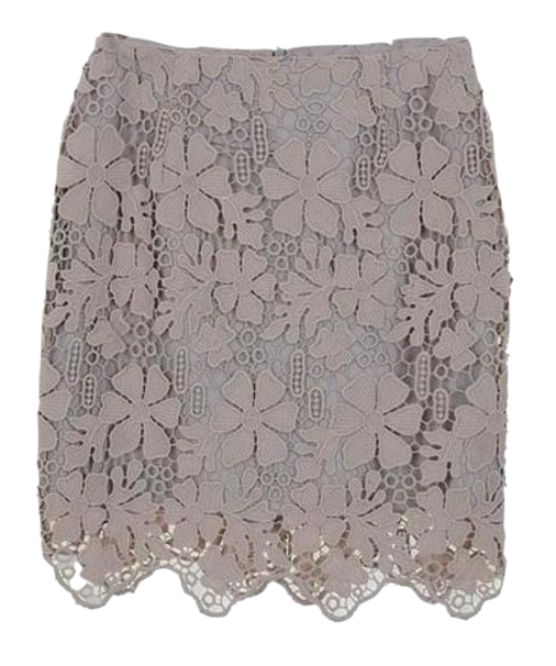 Dolce-lace skirt