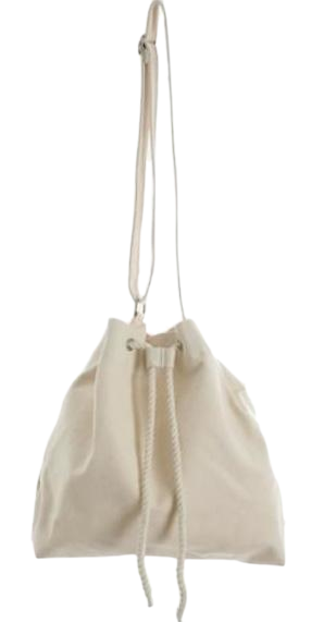 canvas string bag