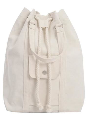 Niko cotton back pack_H (size : one)