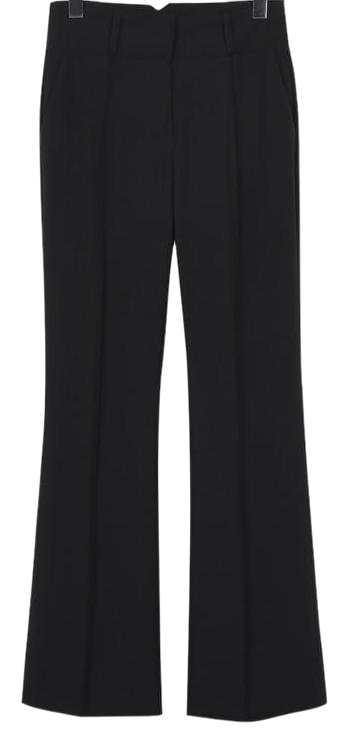 Current pin-tuck slacks_M (size : S,M,L)