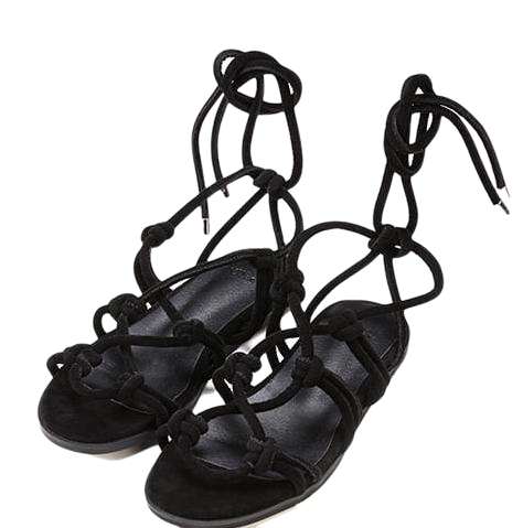 Twister strappy sandal