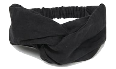 simple twist hair band (3 colors)